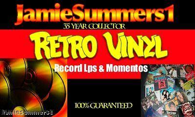 JamieSummers1Retro Vinyl Record Lps