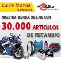 CALPE MOTOS La tienda de motos