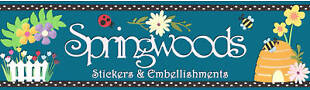Springwoods Stickers