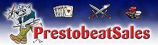 PrestobeatSales Casino Cutlery More
