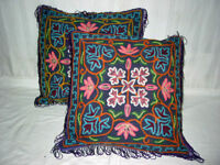 Decorative  Beaded Cushion Pillow  Covers