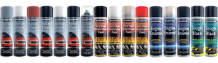 Aerosol Spray Paint UK
