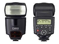 LED Kamera-Blitzgeräte mit Active Interface Zubehörschuh-Anschlussart