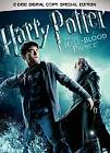 Harry Potter and the Half-Blood Prince (DVD, 2009, 2-Disc Set, Special Edition)