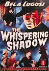The Whispering Shadow - Volumes 12 (DVD, 2007)