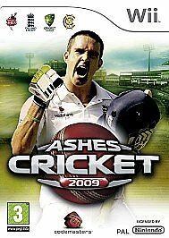 Ashes Cricket 2009 (Nintendo Wii, 2009) CHEAP PRICE AND FREE POSTAGE