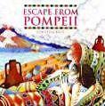 Escape from Pompeii von Christina Balit (2005, Taschenbuch)