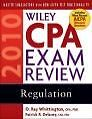 Wiley CPA Exam Review 2010 von O. Ray Whittington und Patrick R. Delaney (2010, Taschenbuch)