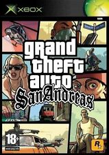 Jeux vidéo Grand Theft Auto pour Microsoft Xbox