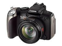 Canon Bridge Digital Cameras with 720p HD Video Recording