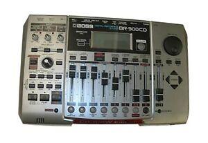 Boss-BR-900CD-Digital-Multi-Track-Recorder