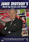 John Motson's World Cup Heroes And Villains (DVD, 2009)