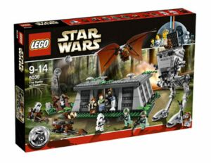 LEGO Star Wars The Battle of Endor (8038) New Mint