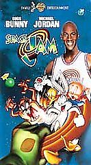 Space Jam (VHS, 1997, Spanish Dubbed; Clam Shell)