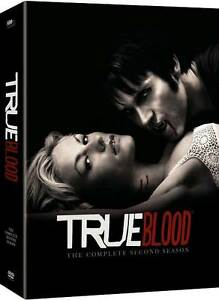True Blood: Season 2 (DVD, 2010, 5-Disc Set) NEW
