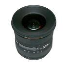 Sigma Camera Lenses for Nikon 10-20mm Focal