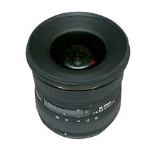 Sigma SLR f/4 Camera Lenses for Nikon