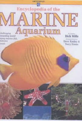 Encyclopedia of the Marine Aquarium, Mills, Dick, Good Book