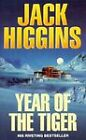 Year of the Tiger by Jack Higgins (Paperback, 1997)