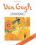 Van Gogh Art Activity Pack by Mila Boutan (1996, Paperback)