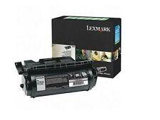 Schwarze Markenlose Drucker-Tonerkassetten für Lexmark
