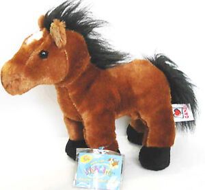 NEW WEBKINZ BROWN ARABIAN HORSE HM101 SEALED UNUSED CODE ~FREE US SHIP~