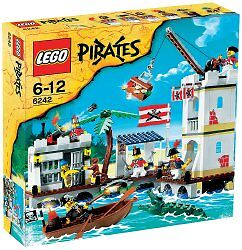 LEGO 6242 Pirates Soldaten-Fort NEU OVP TOP