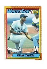Topps Chicago White Sox Original Single Baseball Cards