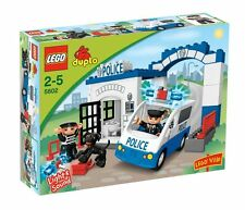 Duplo Police Station LEGO Construction Toys & Kits