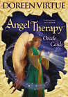 Angel Therapy Oracle Cards by Doreen Virtue (Cards, 2008)