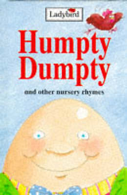 """AS NEW"" Janice Lee Smith, Humpty Dumpty and Other Nursery Rhymes, Hardcover Boo"