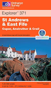 St-Andrews-and-East-Fife-Cupar-Anstruther-and-Crail-Explorer-Ordnance-Surve