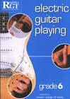 Electric Guitar Playing, Grade 6 by Tony Skinner (Paperback, 2001)