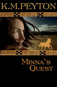 K-M-Peyton-Minnas-Quest-The-Roman-Pony-Adventures-Book