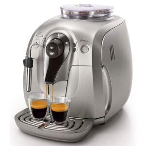 Kaffeevollautomat Philips Saeco HD8747 XSMALL Chrome