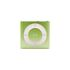 MP3 Player: Apple iPod shuffle 4th Generation Green (2 GB)