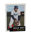 1953 Topps Willie Mays New York Giants #244 Baseball Card