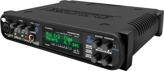 Drivers Update: MOTU UltraLite-mk3 Hybrid Rev3 Audio Interface