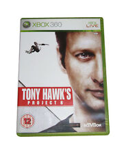 Microsoft Xbox PAL Skateboarding Video Games with Manual