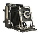 Graflex Crown Graphic 4x5 Large Format Film Camera Body Only