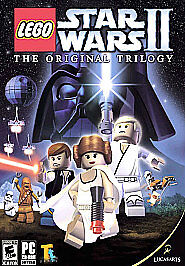 LEGO Star Wars 2 II The Original Trilogy PC Brand New S