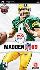 Madden NFL 09 (Sony PSP, 2008) - European Version