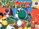 Yoshi's Story (Nintendo 64, 1998) - European Version