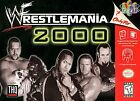 WWF WrestleMania 2000 (Nintendo 64, 1999)