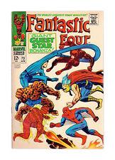 Spider-Man Marvel No Silver Age Fantastic Four Comics