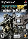 SOCOM: U.S. Navy SEALs Combined Assault  (Sony PlayStation 2, 2006) (2006)