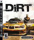 Dirt  (Sony Playstation 3, 2007) (2007)