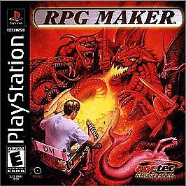 Rpg maker sony playstation 1 2000 ebay stock photo publicscrutiny Image collections