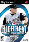 High Heat Major League Baseball 2004 (Sony PlayStation 2, 2003)
