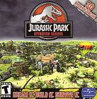 Jurassic Park: Operation Genesis Video Games with Manual